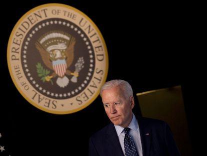 El presidente Joe Biden, el pasado 2 de junio en una comparecencia en la Casa Blanca.