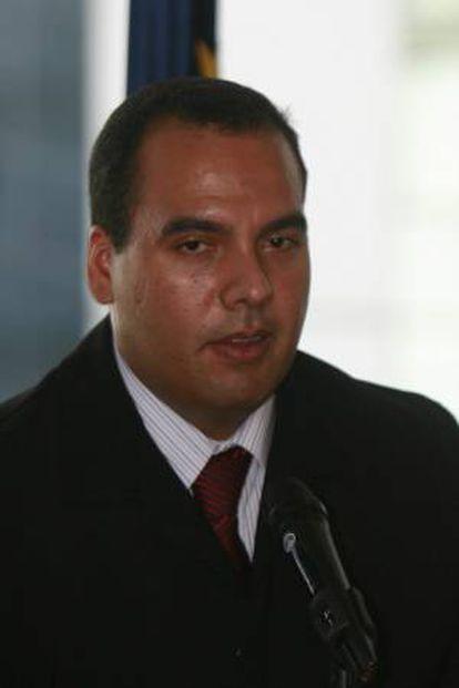 El ministro de Comercio de Venezuela, Alejandro Fleming. EFE/Archivo