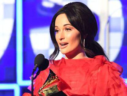 El artista boicoteó una ceremonia en la que  This Is America  ganó los máximos premios. Fue la noche de las mujeres, con Brandi Carlile, Kacey Musgraves y Lady Gaga como grandes triunfadoras
