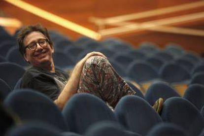 John Zorn, durante su paso por el Jazzaldia de 2013.