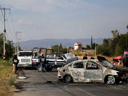 México vive su mes más violento pese a la pandemia