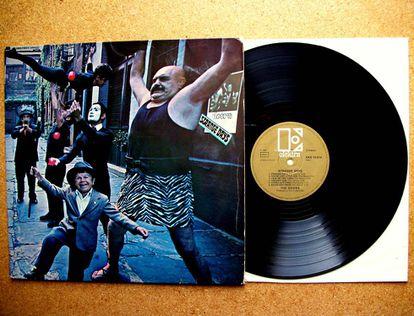 'Strange Days' (1967), segundo álbum de The Doors.
