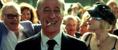 Toni Servillo, como Jep Gambardella en 'La gran belleza'.