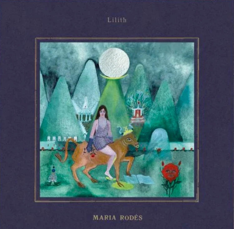 Portada de 'Lilith', de Maria Rodés.