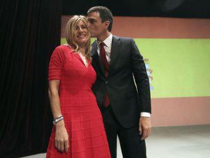 La esposa del presidente Pedro Sánchez está pensando en abandonar su trabajo para evitar posibles conflictos de intereses