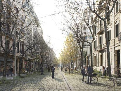 Proyecto 'Caminar desde el centro'