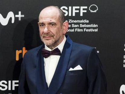 El actor encarna a Miguel de Unamuno en  Mientras dure la guerra , la película de Alejandro Amenábar que indaga en los últimos meses de vida del filósofo y novelista