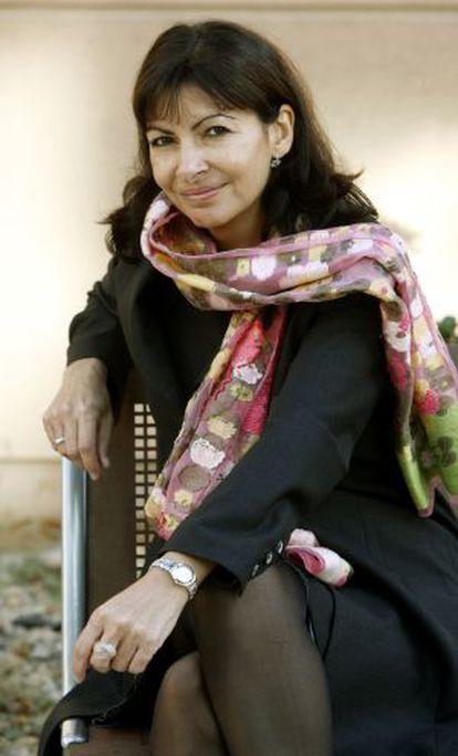 Anne Hidalgo, en 2009.