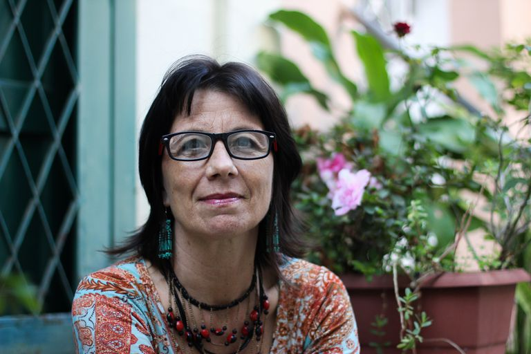 La antropóloga Luisa Elvira Belaunde.