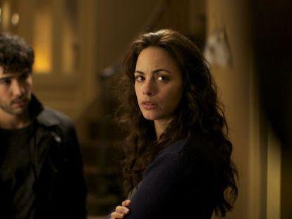 Tahar Rahim y Bérénice Bejo en la película 'The past'