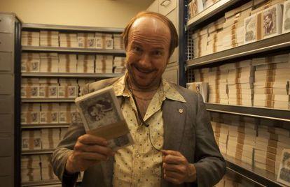 Santiago Segura, en un fotograma de la comedia 'Torrente 5'.
