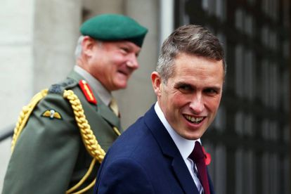 Gavin Williamson, nuevo ministro de Defensa británico.