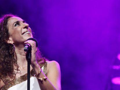 Rosario Flores, actuará en Almería el 22 de febrero.