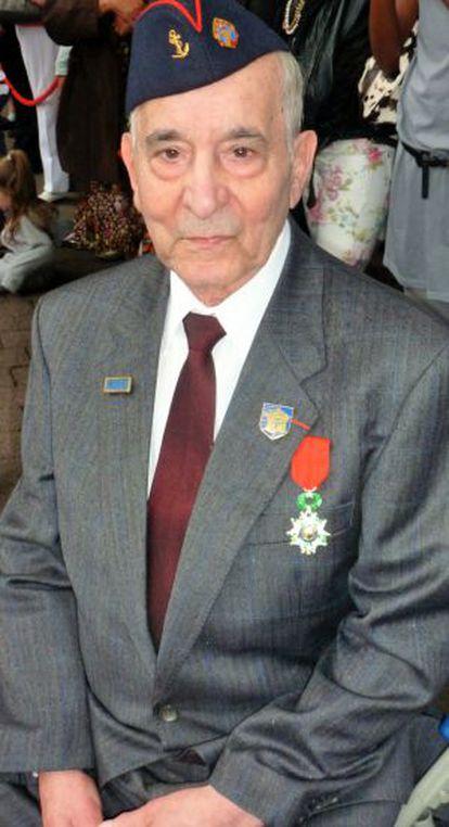 Rafael Gómez, el único superviviente que puede contar la historia.