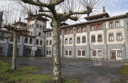 Convento de las Esclavas, en Azpeitia (Gipuzkoa), que alojará 45 minipisos.