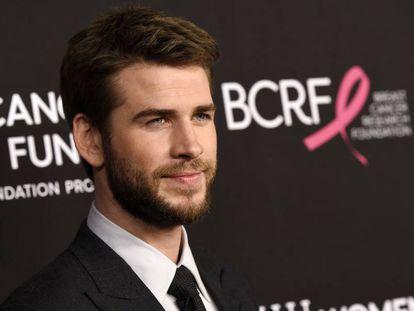 Liam Hemsworth, Beverly Hills (California, EE UU), en feberero.