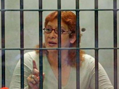 Juana Barraza, La Mataviejistas, en prisión.