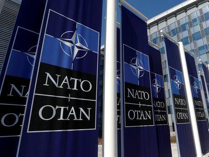 La sede de la OTAN en Bruselas.