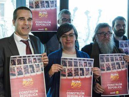 La exdiputada cree que, si entra en prisión, solo saldrá en libertad en una Cataluña independiente