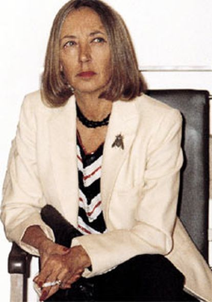 Oriana Fallaci.