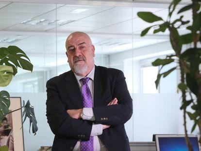 Javier Amorós, subdirector general del Consejo de Transparencia y Buen Gobierno (CTBG).