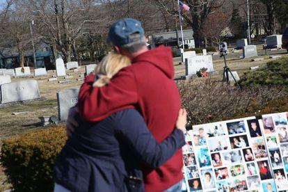 Aniversario de la muerte de un joven por sobredosis de heroína en Connecticut (EE UU).