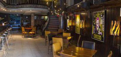 Bar Choco, en Vigo