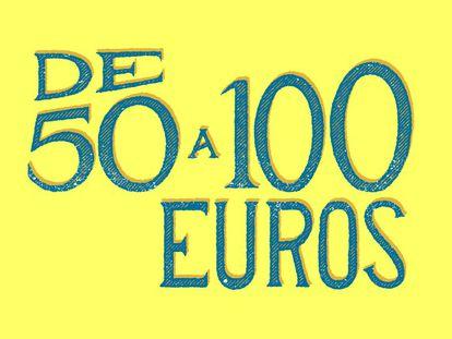 Regalos de 50 a 100 euros
