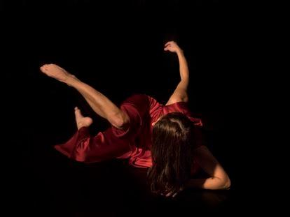 Patricia Gimeno: Entre espacios, espectáculo que forma parte del ciclo Danza en la Villa.