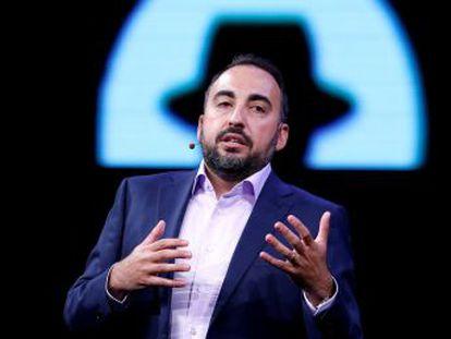 Alex Stamos era partidario de una mayor transparencia y chocó con la número dos de la compañía, Sheryl Sandberg