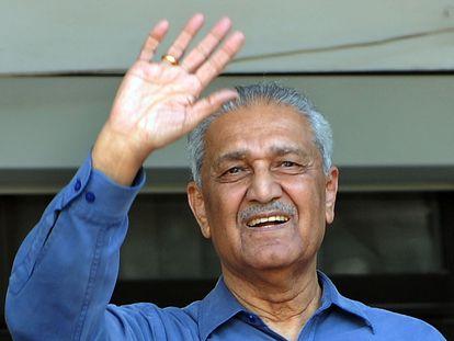 El físico nuclear paquistaní Abdul Qadir Khan, en una imagen de 2009.