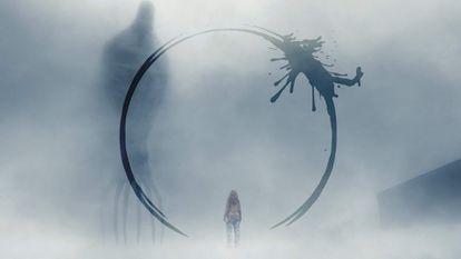 Fotograma de la película 'La llamada', a partir de un relato de Ted Chiang.