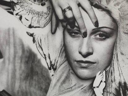 Retrato de la artista Dora Maar, de 1930.