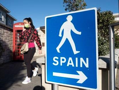 La frontera de Gibraltar vivirá posibles colapsos si España y Reino Unido no consiguen cerrar su acuerdo.