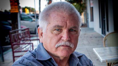 Mike Davis, sociólogo y activista. Foto de TAO RUSPOLI