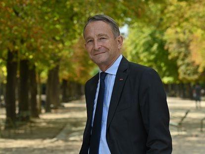 El general Pierre de Villiers el pasado 1 de septiembre.