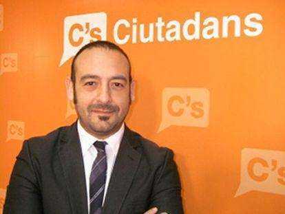 Jordi Cañas, exdiputado de Ciutadans en el Parlament.
