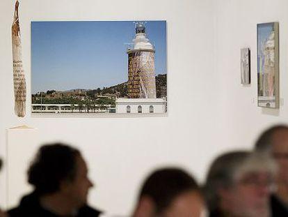 Una imagen de la exposición 'Utopías Urbanas'