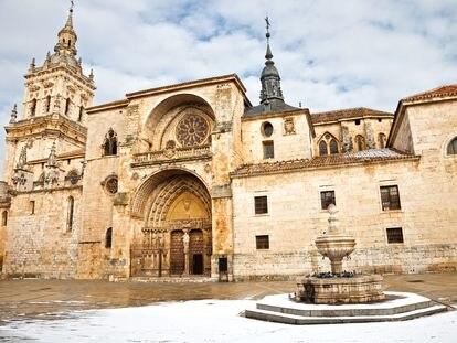 La catedral de Burgo de Osma, en una imagen de archivo.