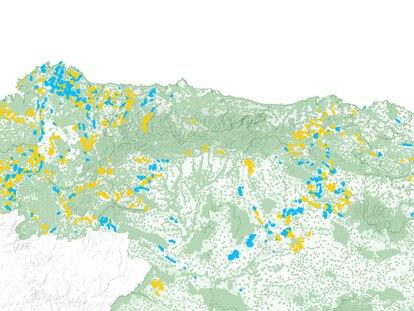 La avalancha eólica en la cornisa cantábrica: proyectos en zonas de máxima sensibilidad ambiental
