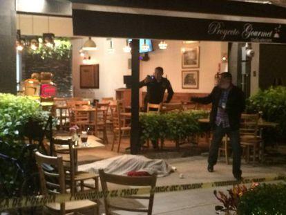 La cafetería Proyecto Gourmet en Ciudad de México.