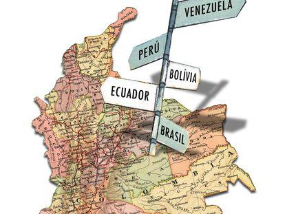 El ejemplo colombiano