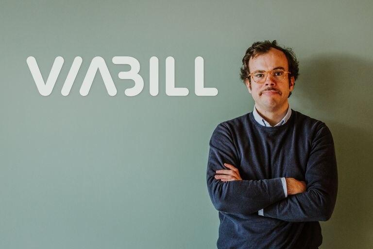 Jaime de Wenetz, director general en España de ViaBill.