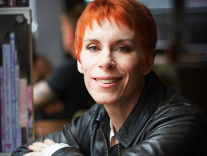 La escritora estadounidense afincada en Irlanda Tana French.