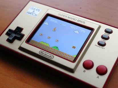 Game & Watch: Super Mario Bros.: nostalgia de bolsillo, recuerdos resucitados