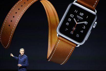 Así son las nuevas correas del Apple Watch.