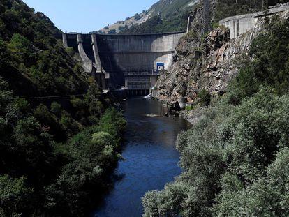 Central hidroeléctrica de La Barca, en Asturias.