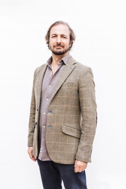 Javier Antequera, cofundador del restaurante Mo de Movimiento