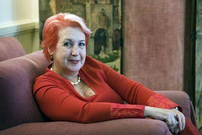 Rosa Maria Calaf.