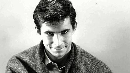 Norman Bates, interpretado por Anthony Perkins, en 'Psicosis'.